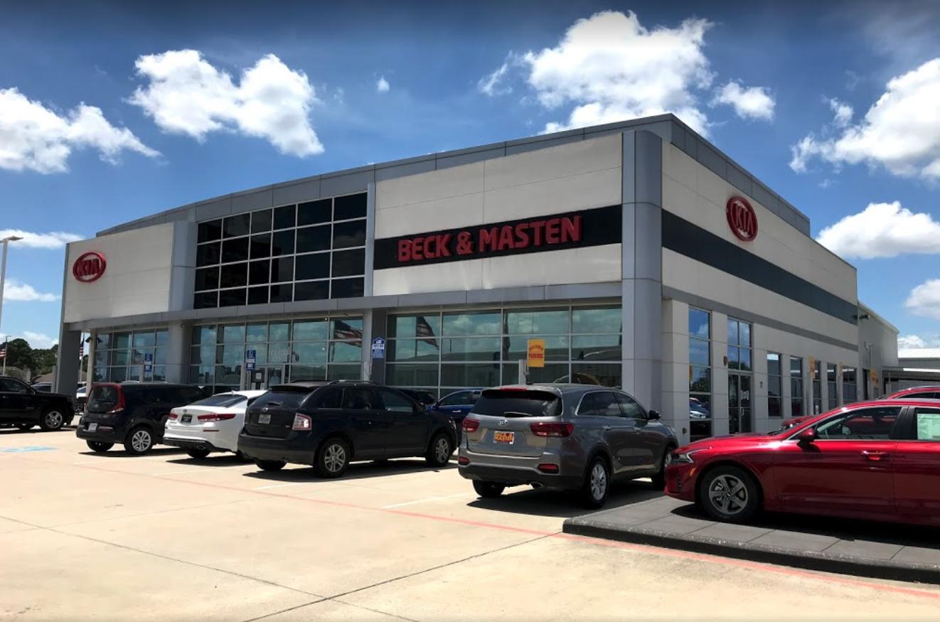 Customer Reviews Testimonials Beck & Masten Kia