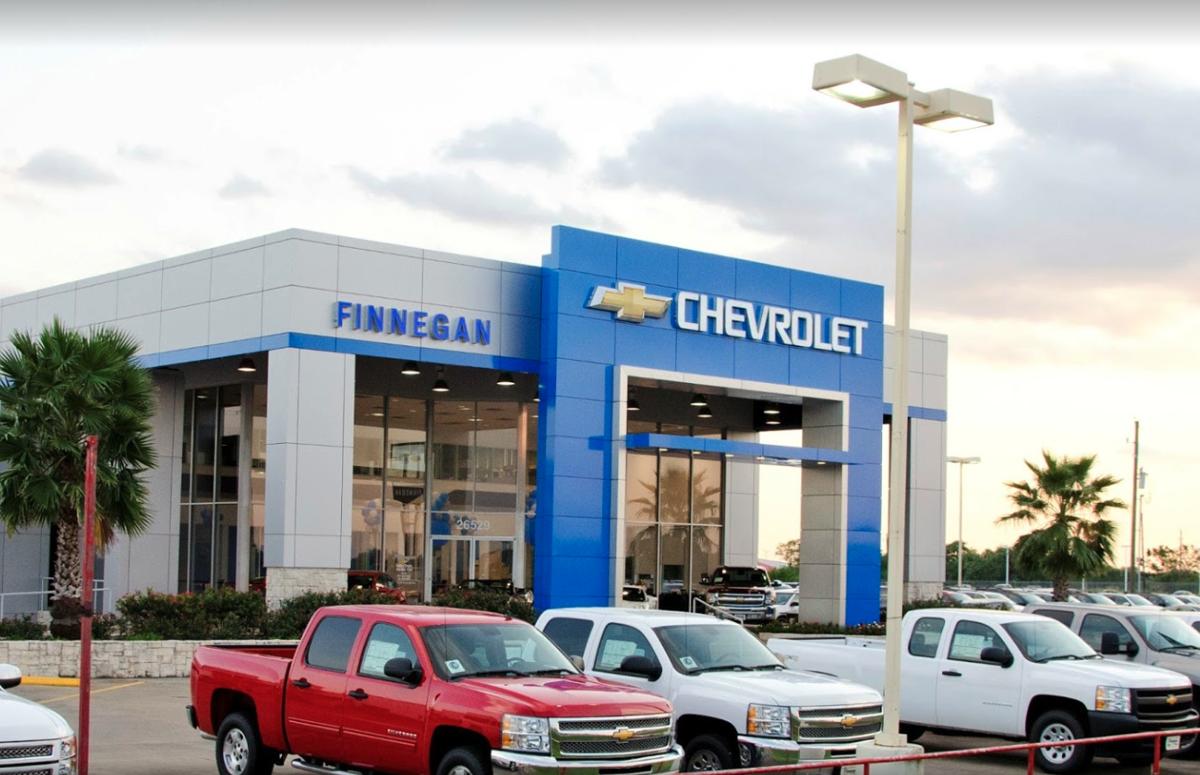 Finnegan Chevy Buick GMC Get Directions & Hours