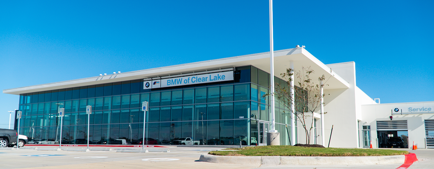 Advantage BMW of Clear Lake Hours & Directions