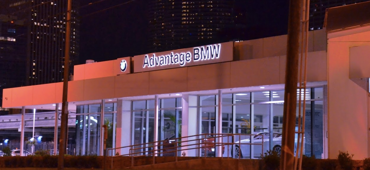 Advantage BMW Midtown Directions & Hours