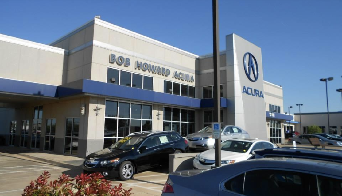 Bob Howard Acura Reviews Testimonials