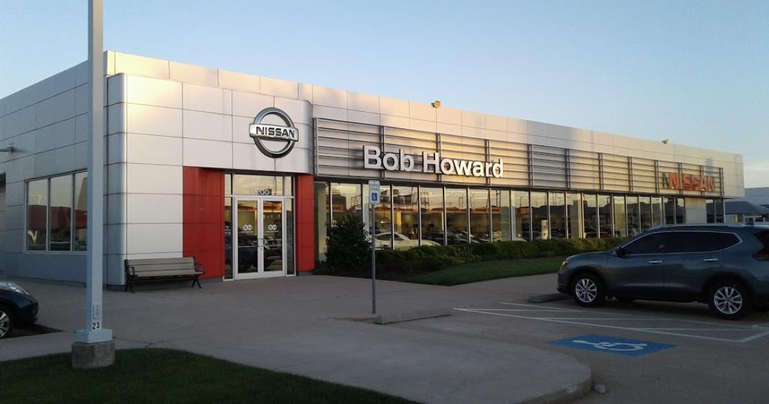 Bob Howard Nissan Hours & Directions