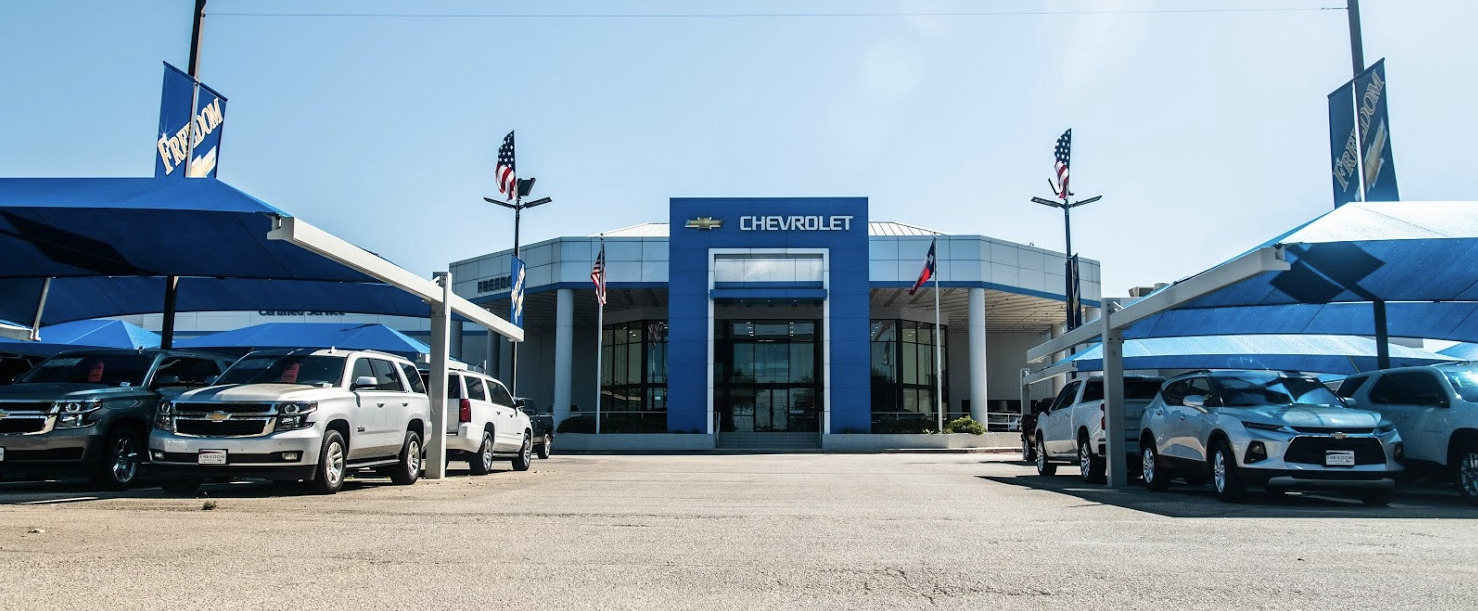 Freedom Chevrolet Directions & Hours