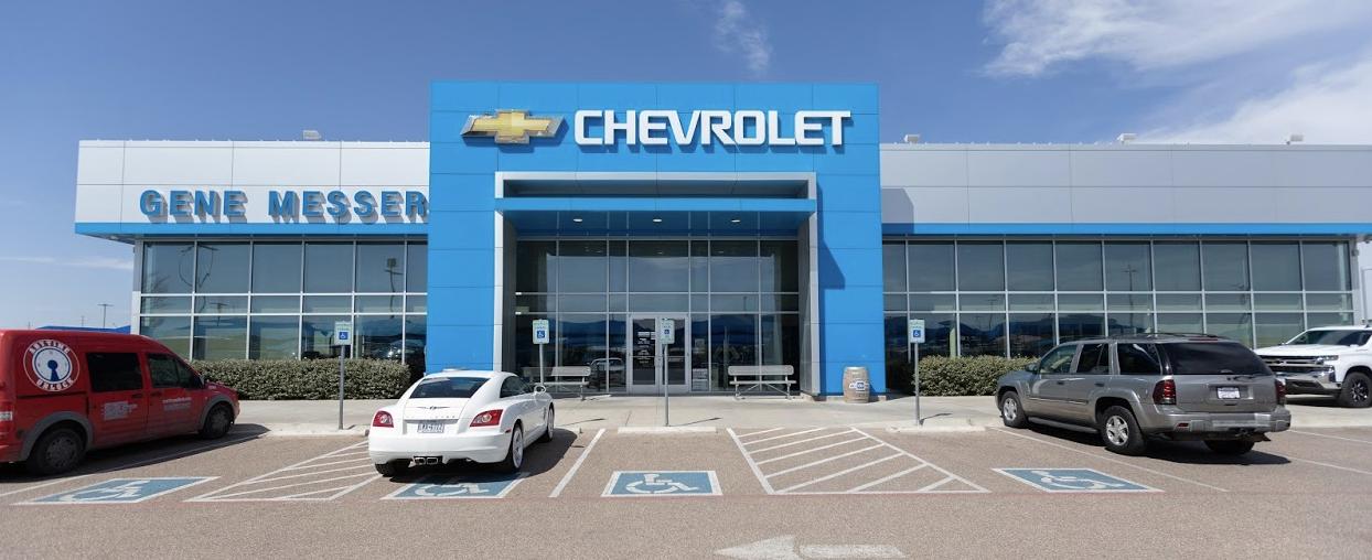Gene Messer Chevrolet Directions & Hours