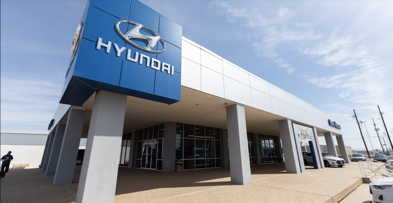 Gene Messer Hyundai Directions & Hours