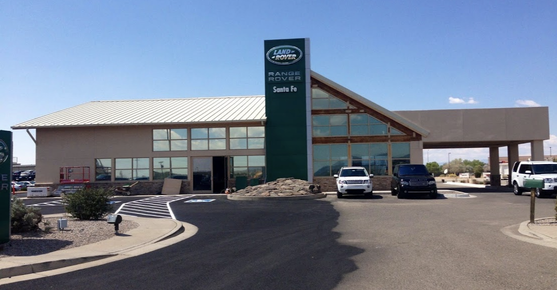 Land Rover Santa Fe Hours & Directions
