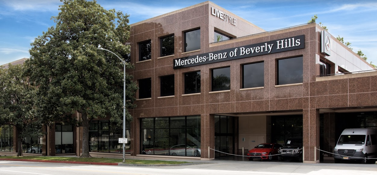 Mercedes-Benz of Beverly Hills Hours & Directions