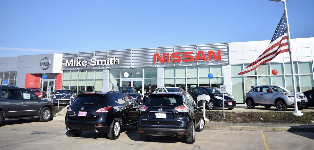 Mike Smith Nissan Hours & Directions