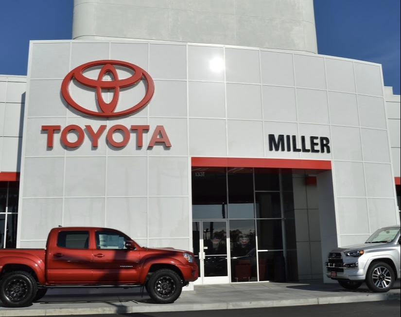 Miller Toyota of Anaheim Hours & Directions