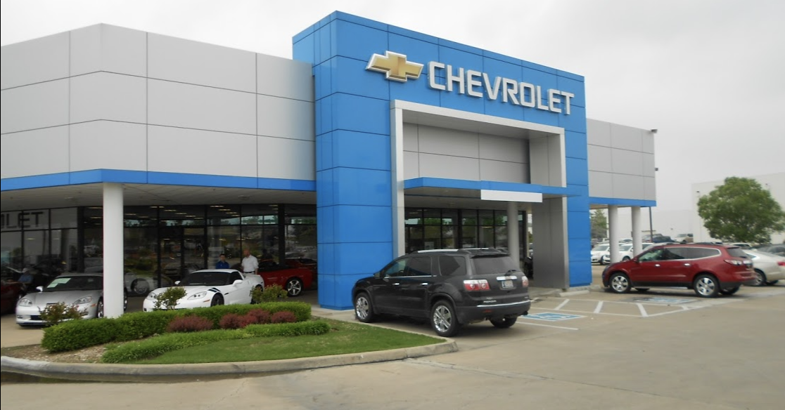 South Pointe Chevrolet Directions & Hours