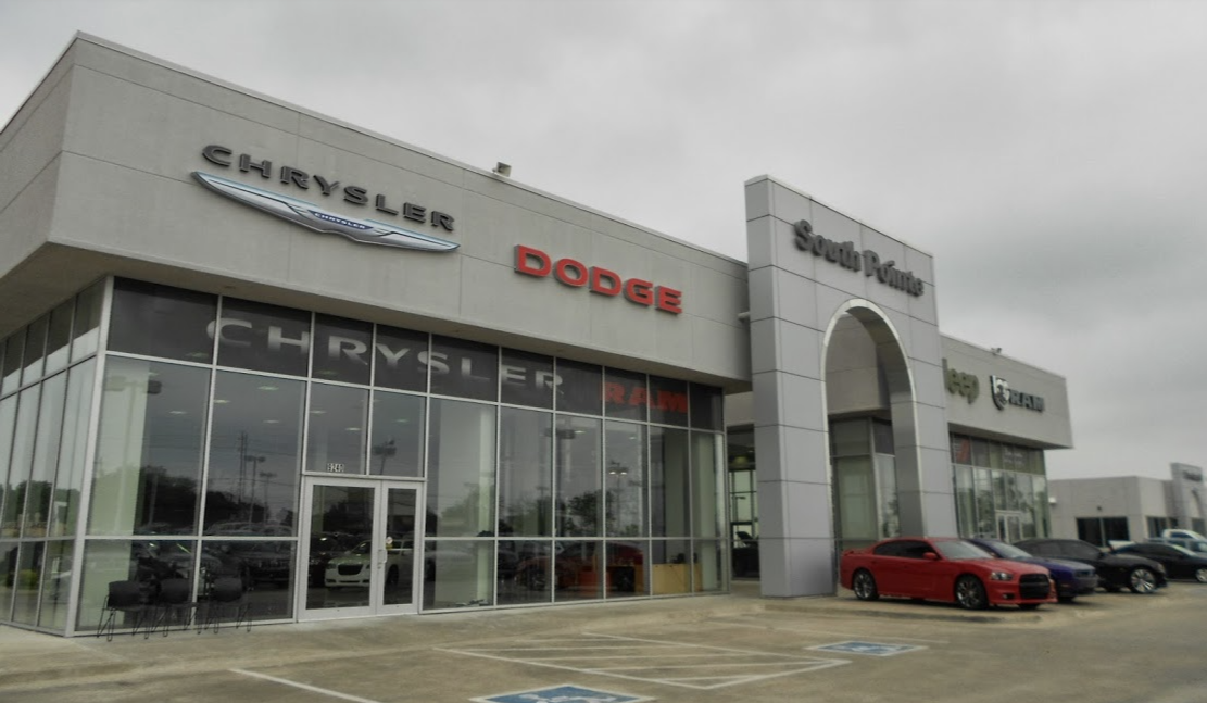 South Pointe Chrysler Jeep Dodge Ram Hours & Directions