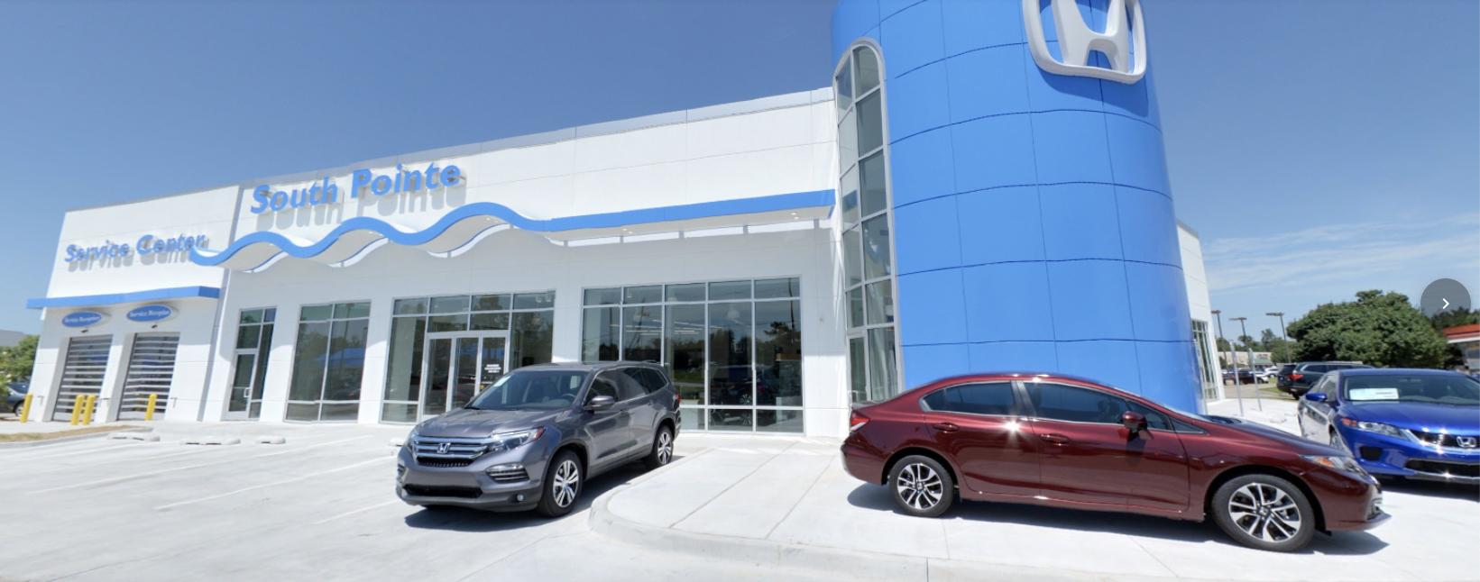 South Pointe Honda Reviews Testimonials