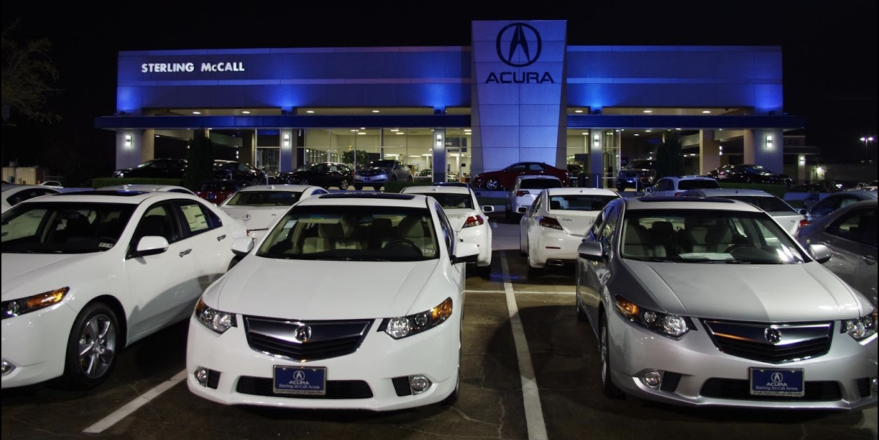 Sterling McCall Acura Reviews Testimonials