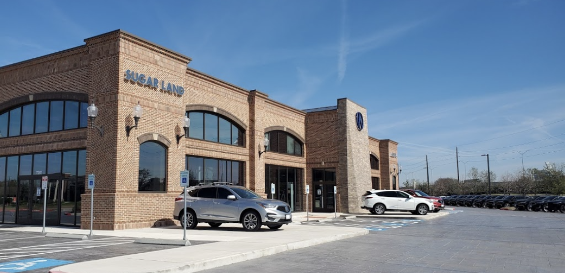 Sterling McCall Acura Sugar Land Hours & Directions