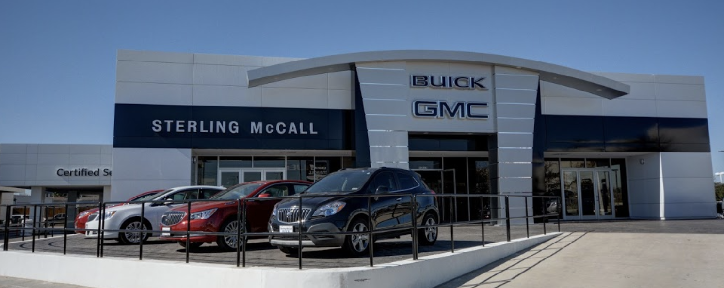 Sterling McCall Buick GMC Directions & Hours
