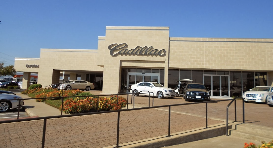Sterling McCall Cadillac Directions & Hours