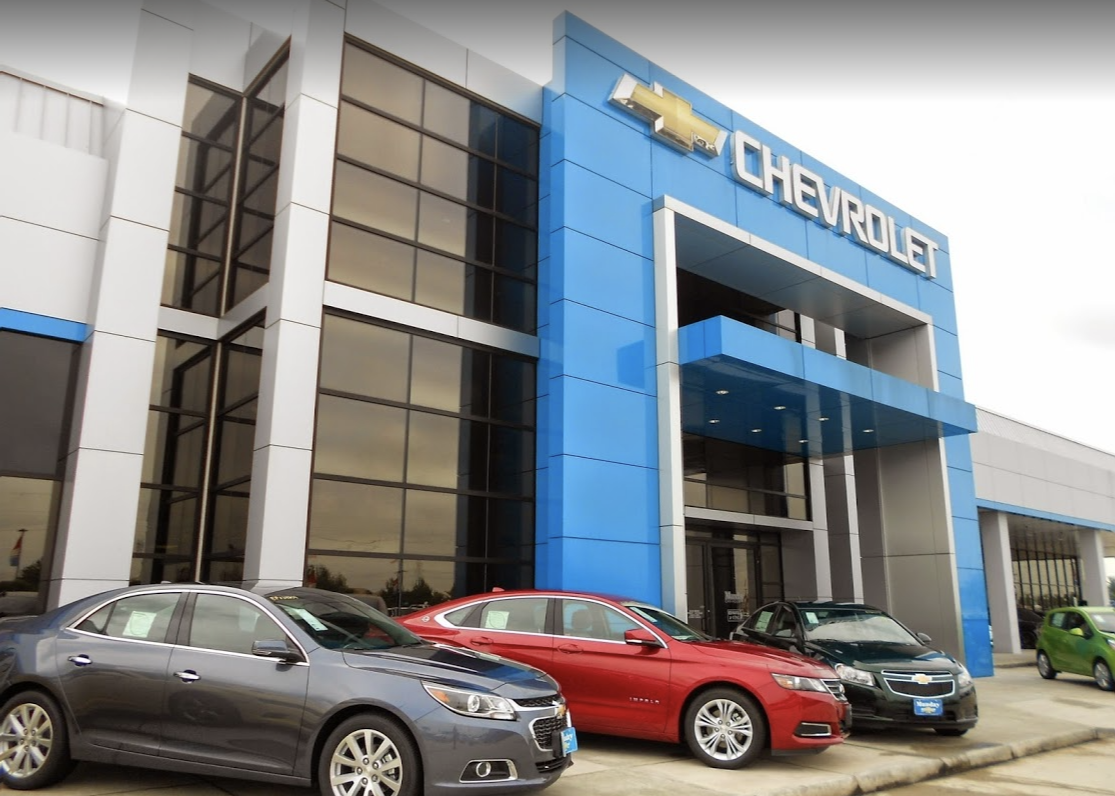 Sterling McCall Chevrolet Hours & Directions