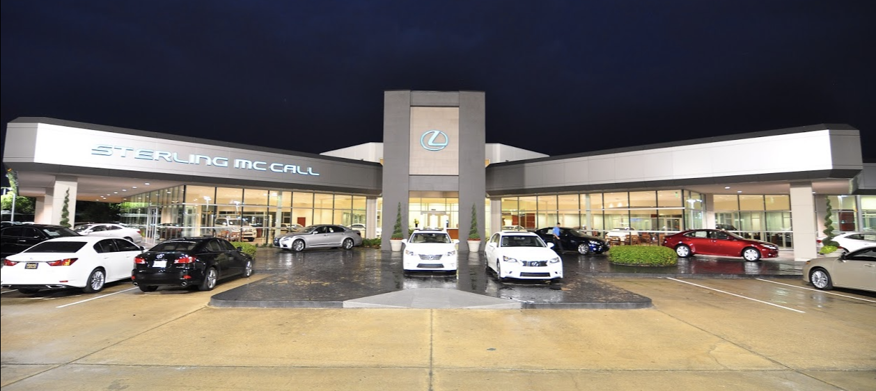 Sterling McCall Lexus Hours & Directions
