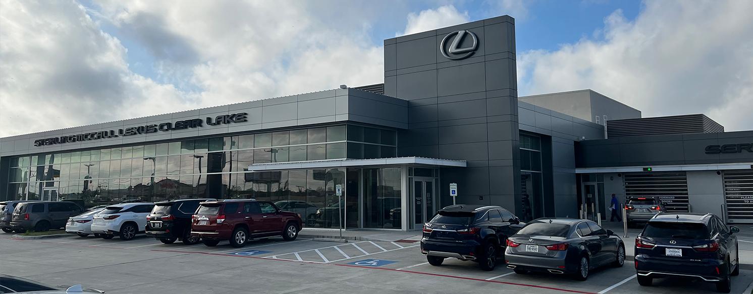 Sterling McCall Lexus Clear Lake Reviews Testimonials