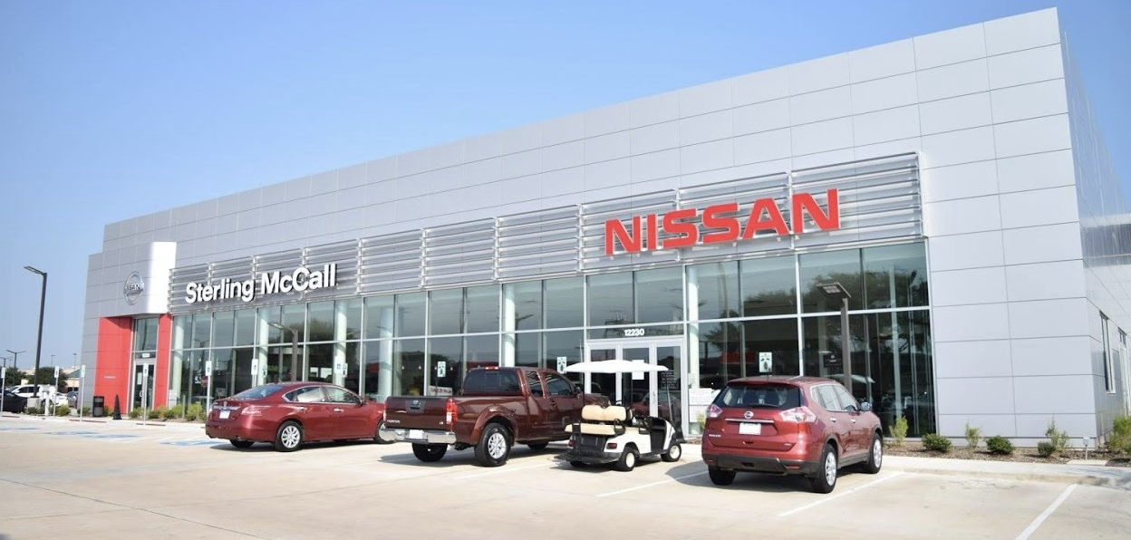 Sterling McCall Nissan Directions & Hours
