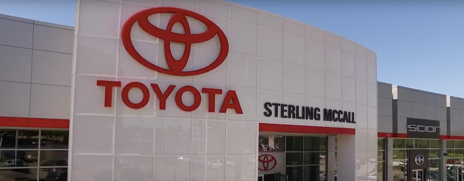Sterling McCall Toyota Reviews Testimonials