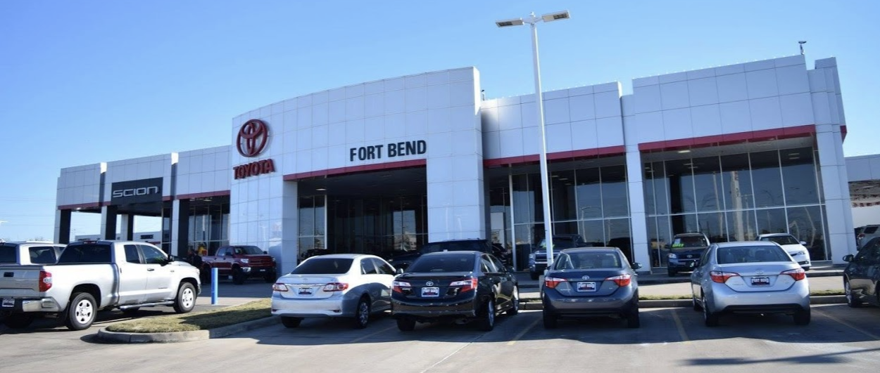 Sterling McCall Toyota Fort Bend Hours & Directions
