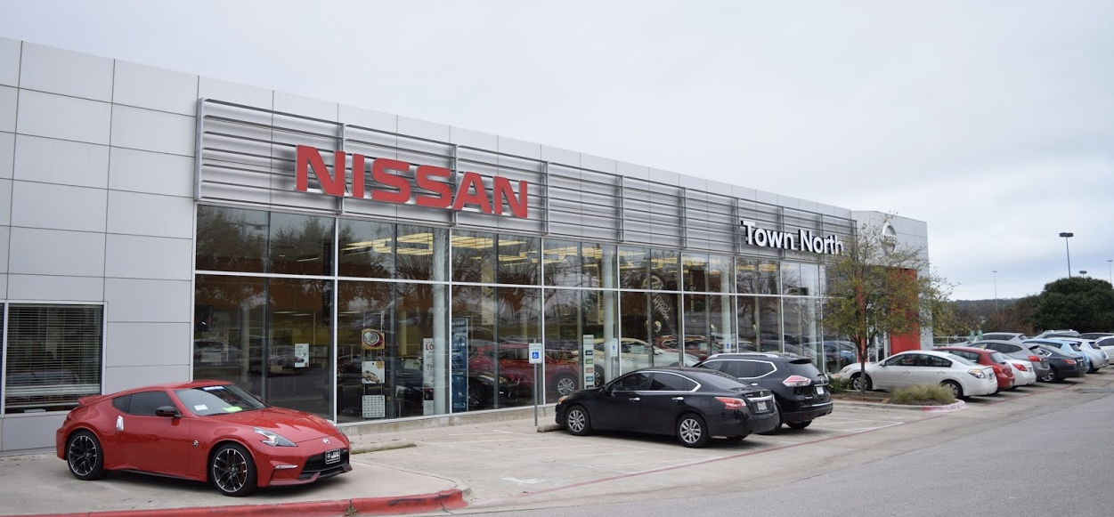 Town North Nissan Directions & Hours