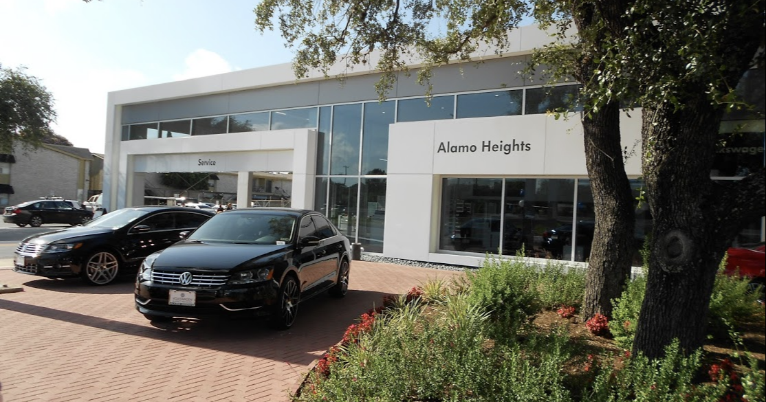 Volkswagen of Alamo Heights Hours & Directions