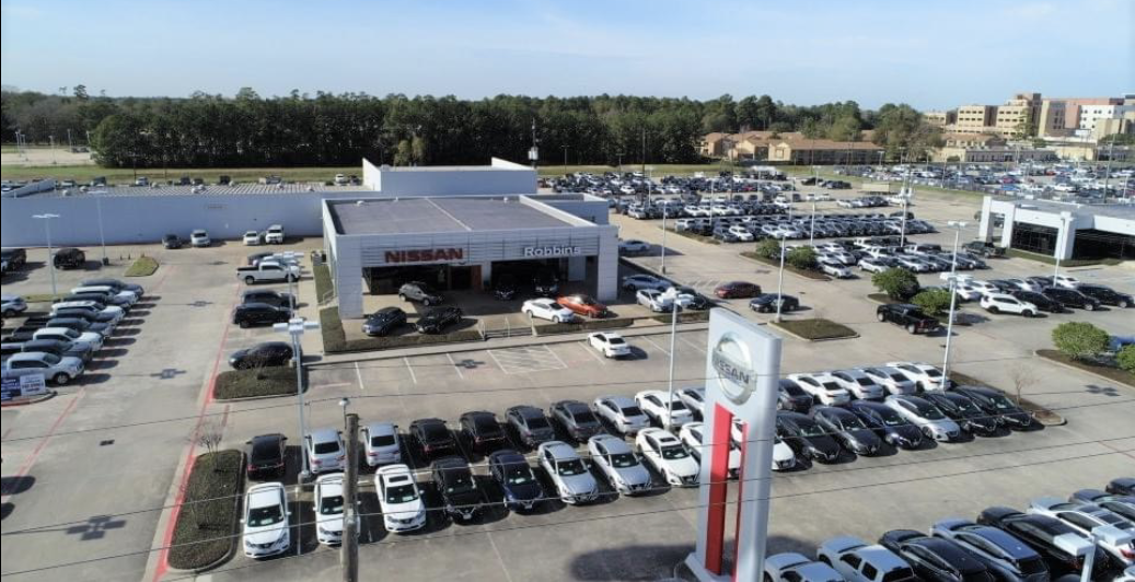 Robbins Nissan Get Directions & Hours