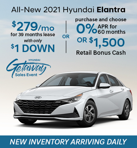 hyundai elantra specials houston tx