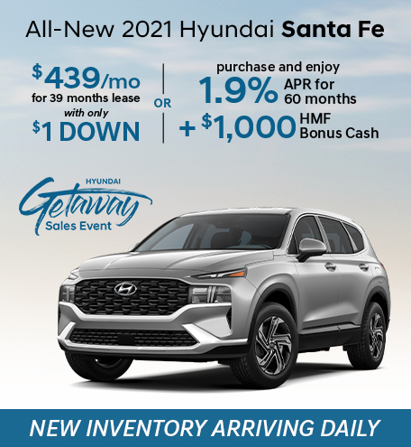 hyundai santa fe specials houston tx
