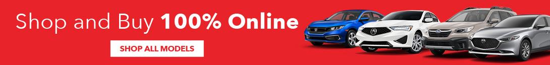 Acura Honda Mazda Subaru online car buying Houston  TX