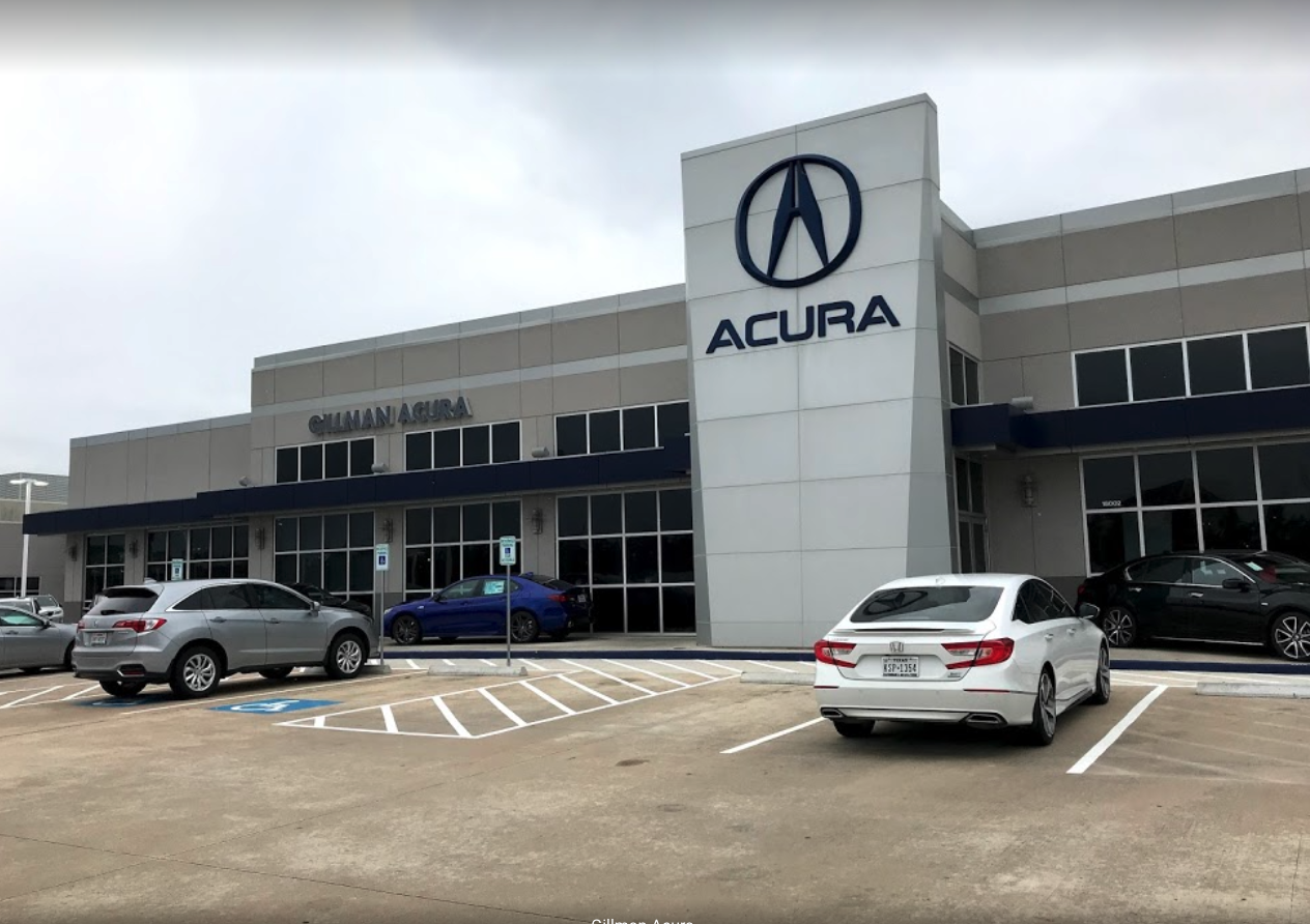Gillman Acura Customer Reviews