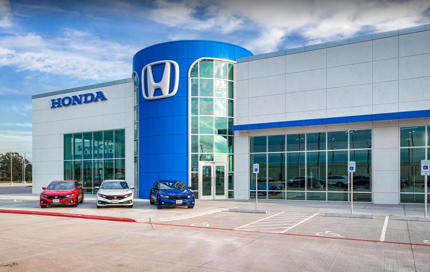 Gillman Honda Fort Bend Customer Reviews