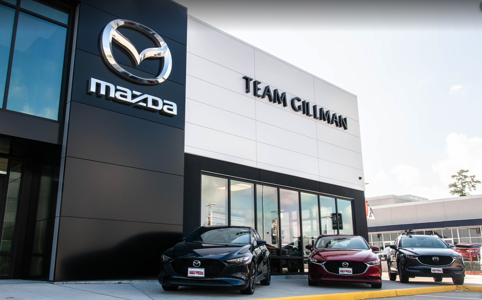 Team Gillman Mazda Find Hours & Directions