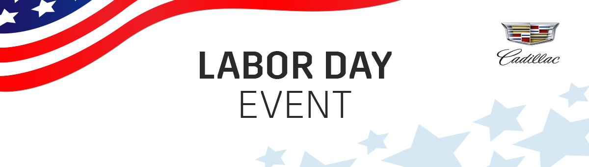 Cadillac labor day sale Houston TX
