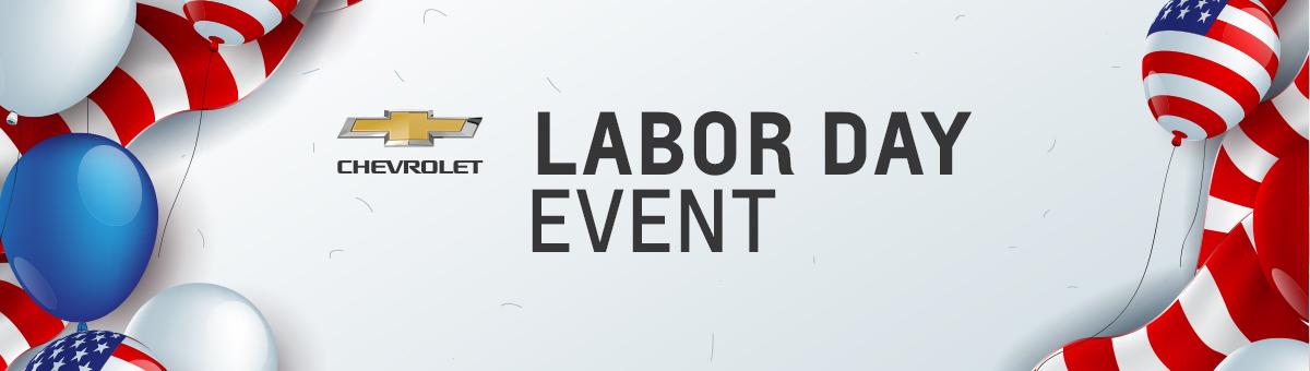 Chevrolet labor day sale Tulsa OK