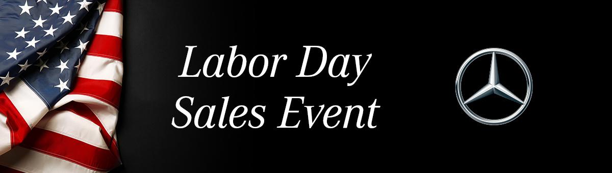 Mercedes-Benz labor day sale Los Angeles CA
