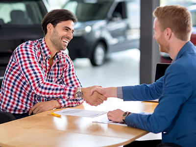 Buy from a Reliable Dealership