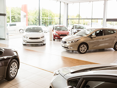 Car Buying at Your Local Auto Dealership
