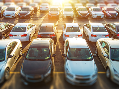 Buying at a Pre-Owned Vehicle Lot