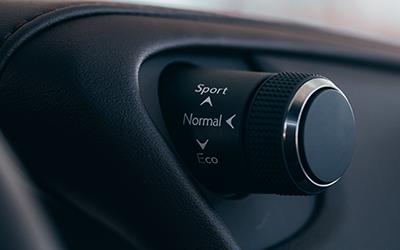 Fuel Mileage & Drive Modes