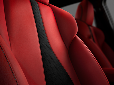 seating highlights of the acura ilx