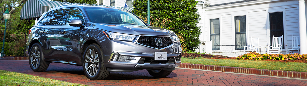 how much can the acura mdx tow?