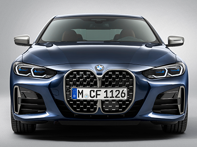4 Series Coupe design features 2021