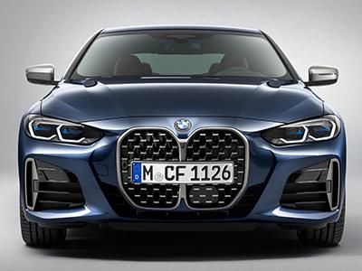 BMW 4 Series Coupe design specs