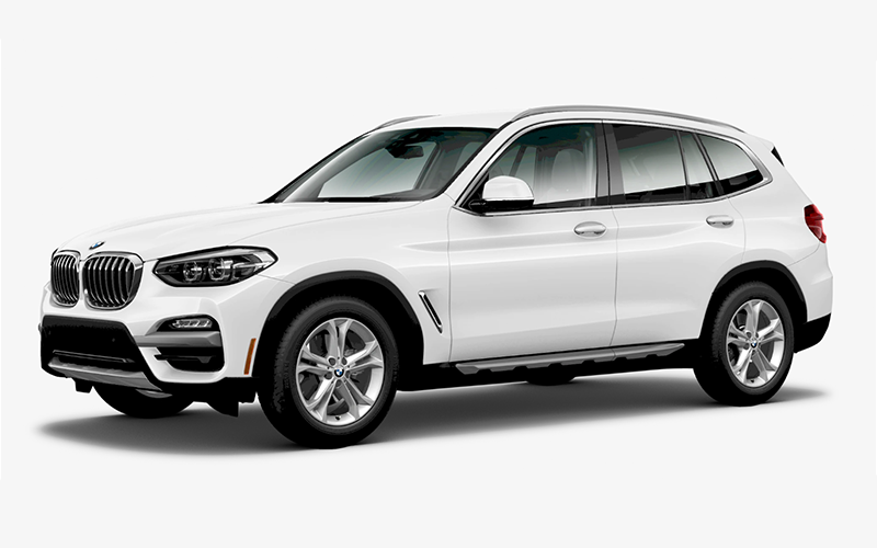 alpine white bmw x3 houston tx
