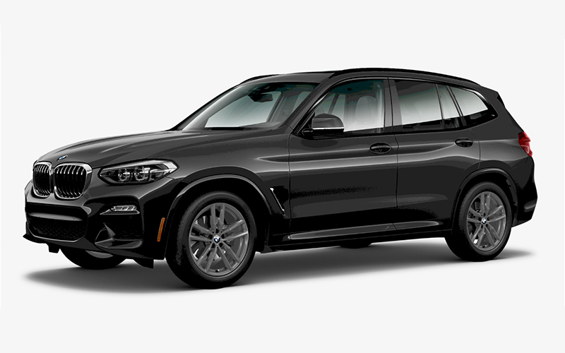 dark graphite metallic bmw x3 houston tx