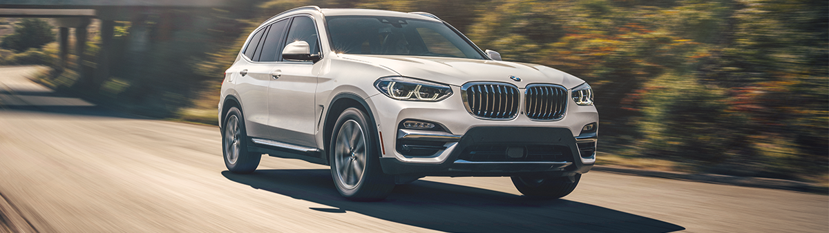 colors of the 2021 bmw x3