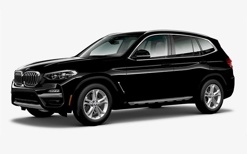 jet black bmw x3 houston tx